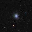 M13 - The Hercules Globular Cluster,                                Nic Doebelin