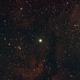Butterfly Nebula in Cygnus,                                Jirair Afarian