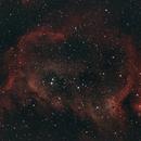 Soul Nebula IC 1848,                                A.Roundy