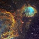 NGC 3324 - Gabriela Mistral Nebula,                                Ariel Cappelletti