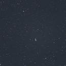 M51 - Whirlpool Galaxy,                                David Cocklin