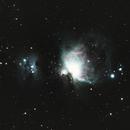 Orion Nebula,                                Jim Swiger