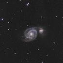 M51 - Whirlpool Galaxy,                                Ross Mcilroy