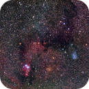 NGC 2264 and others,                                AC1000