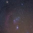 Orione, con il 50mm,                                Gianni Cerrato