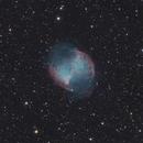 M27 - Dumbbell Nebula,                                Selçuk Kurtuluş