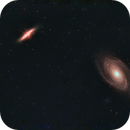 M81 and M82  in Ursa Major.,                                Tam Rich