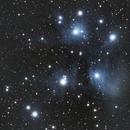 Pleiades,                                Everett Lineberry