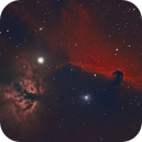The Horsehead Nebula,                                andythilo