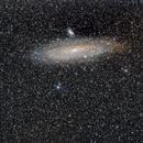 Andromeda's Belle,                                Juan Luis Martínez