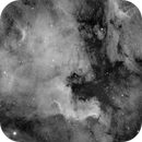 North America Nebula,                                HoldGone