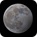 Partial Penumbral Eclipse Of The Moon,                                Fritz