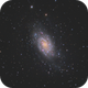 NGC 2403 - ZWO ASI2600MC Pro first light,                                Andrew Burwell