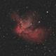 NGC7380 Wizard Nebula,                                Krishna Vinod
