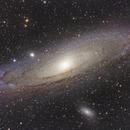 M 31,                                NighttimeskyGuy