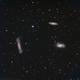 Leo Triplet - M65 M66 NGC3628,                                Adriano Valvasori