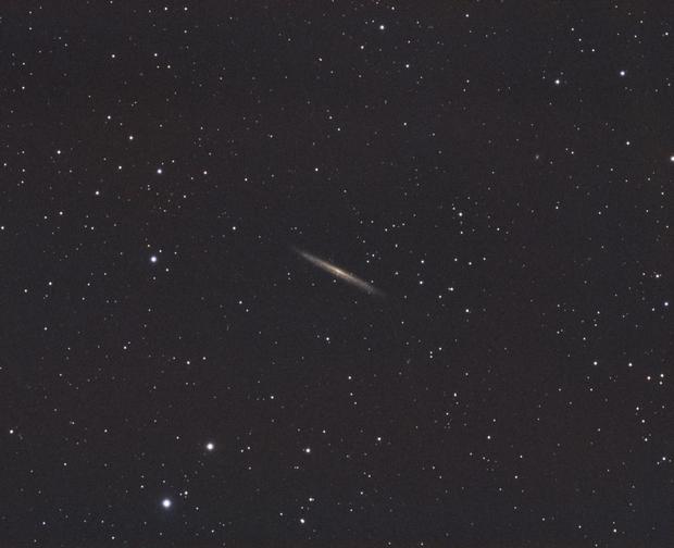 NGC5907,                                Ken Sturrock