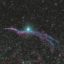 NGC6960 The Western Veil Nebula,                                Wes Smith