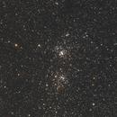 NGC869 - NGC884 - Double Cluster,                                Ivaldo Cervini