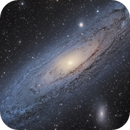 M31 - The Andromeda Galaxy,                                Oliver Czernetz