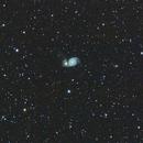 M51, Evostar 72ED spots the Whirlpool,                                Nico Augustin