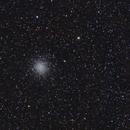 NGC 2808 Globular Cluster from the backyard,                                Claudio Tenreiro