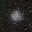 M83 Southern Pinwheel Galaxy,                                Richard H