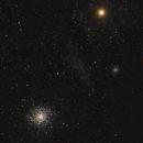 M4  Antares  Ngc 6144,                                Giambattista Rizzo