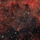 PN G075.5+01.7 - The Soap Bubble (Bicolor RGB),                                Frank Breslawski