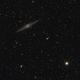 NGC 891 Galaxy,                                Hubble_Trouble
