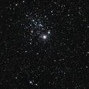 NGC 457,                                Hans van Overzee