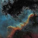 The Wall in Cygnus (SHO-RVB),                                -Amenophis-