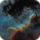 The Wall in Cygnus (SHO-RVB),                                -Amenophis-