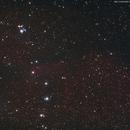 NGC2169 & SH2-268,                                Salvatore Cozza