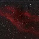 California Nebula,                                Andy Booth