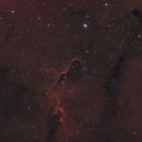 IC1396,                                Christophe