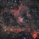 Nebulosa del Corazón,                                Roberto Ferrero