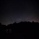 Nightime on the Blueridge Parkway.,                    Joe Haberthier