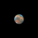 Mars Nearing Closest Approach,                                Loran Hughes