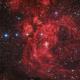 NGC6357 Lobster nebula,                                tommy_nawratil