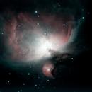 M42 Orion,                                Peter Bresler