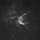 NGC 2359 Thor's Helmet,                                 degrbi