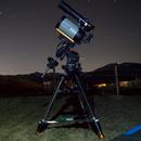 80mm ED scope on a C8 Edge,                                Jeff Marston