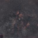 Sadir Nebula,                                David McClain