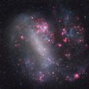 Large Magellanic Cloud,                                Chan Yat Ping Carl