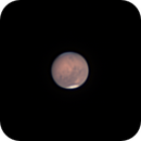 Mars shortly after opposition,                                Richard Kelley