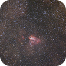 Swan Nebula,                                thakursam