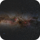 Part of the Milky Way galaxy,                                  Niels V. Christensen