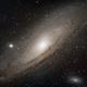 Summer Andromeda,                                Hockeyscope