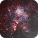 NGC 2070 - Tarantula Nebula and its region,                                Sabine Gloaguen